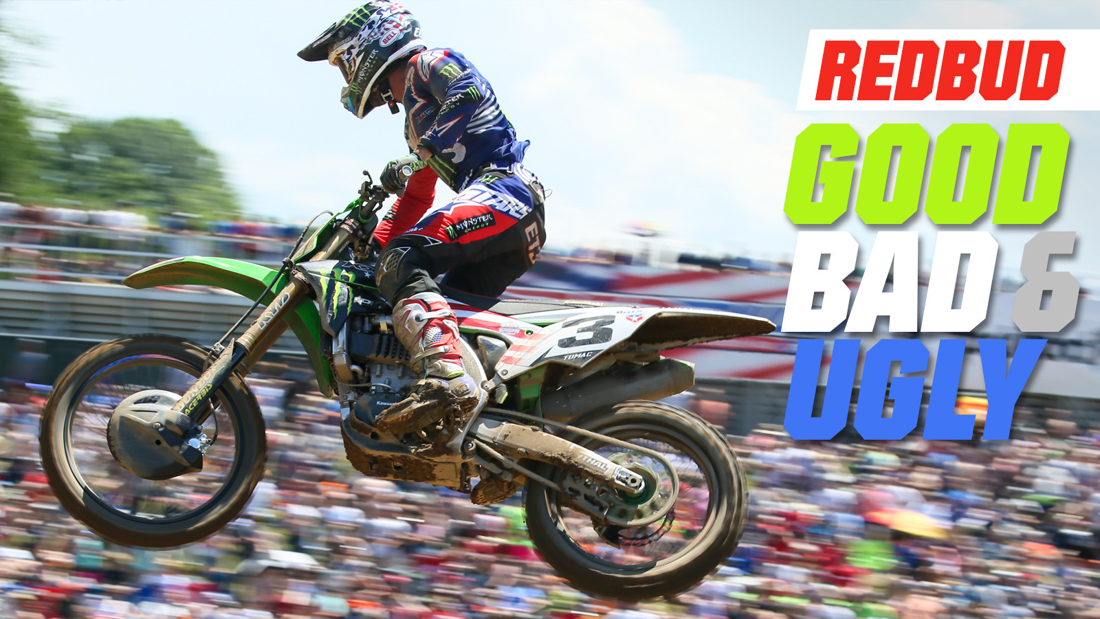RedBud - The Good, the Bad, and the Ugly