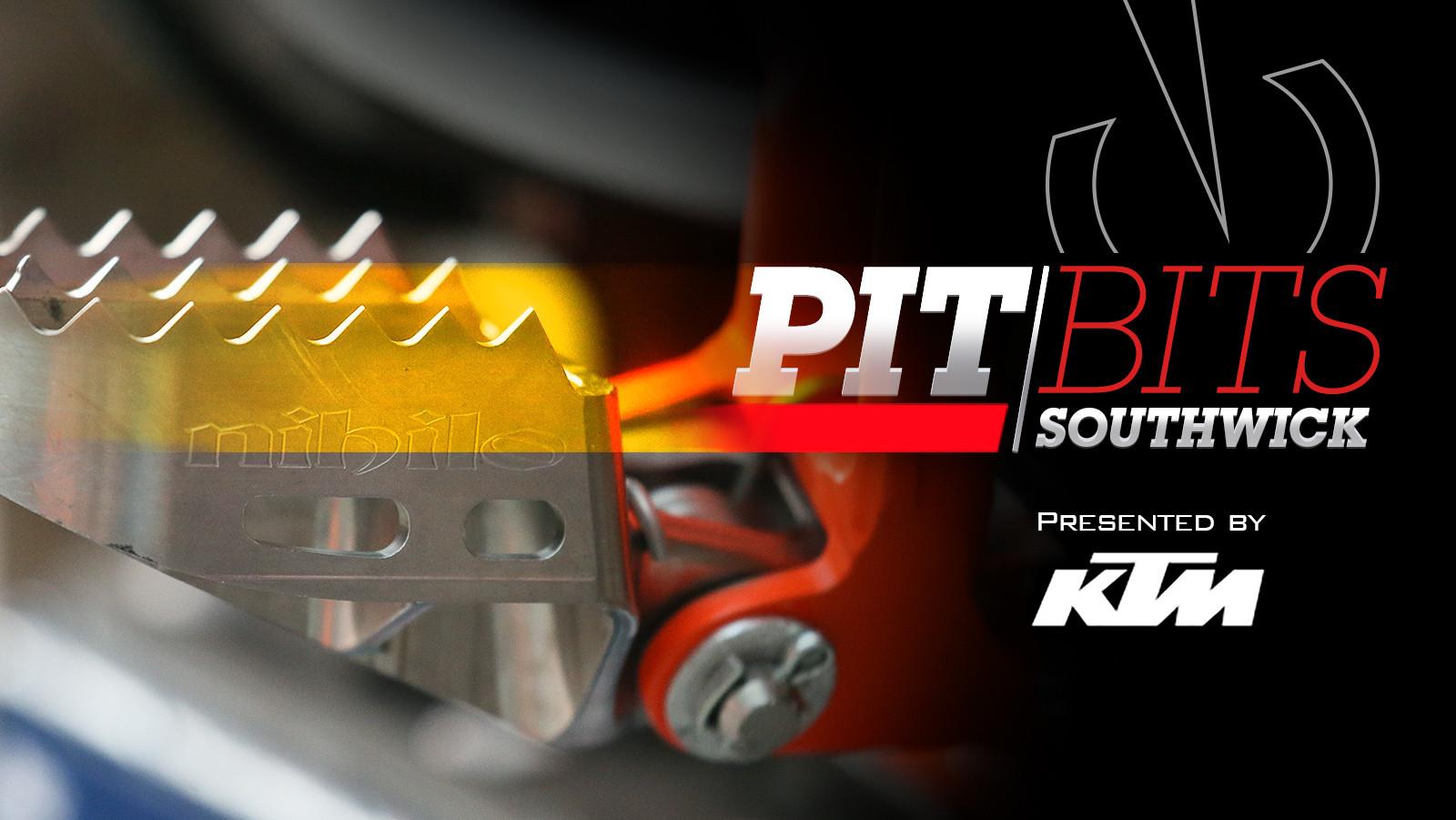 Vital MX Pit Bits: Southwick