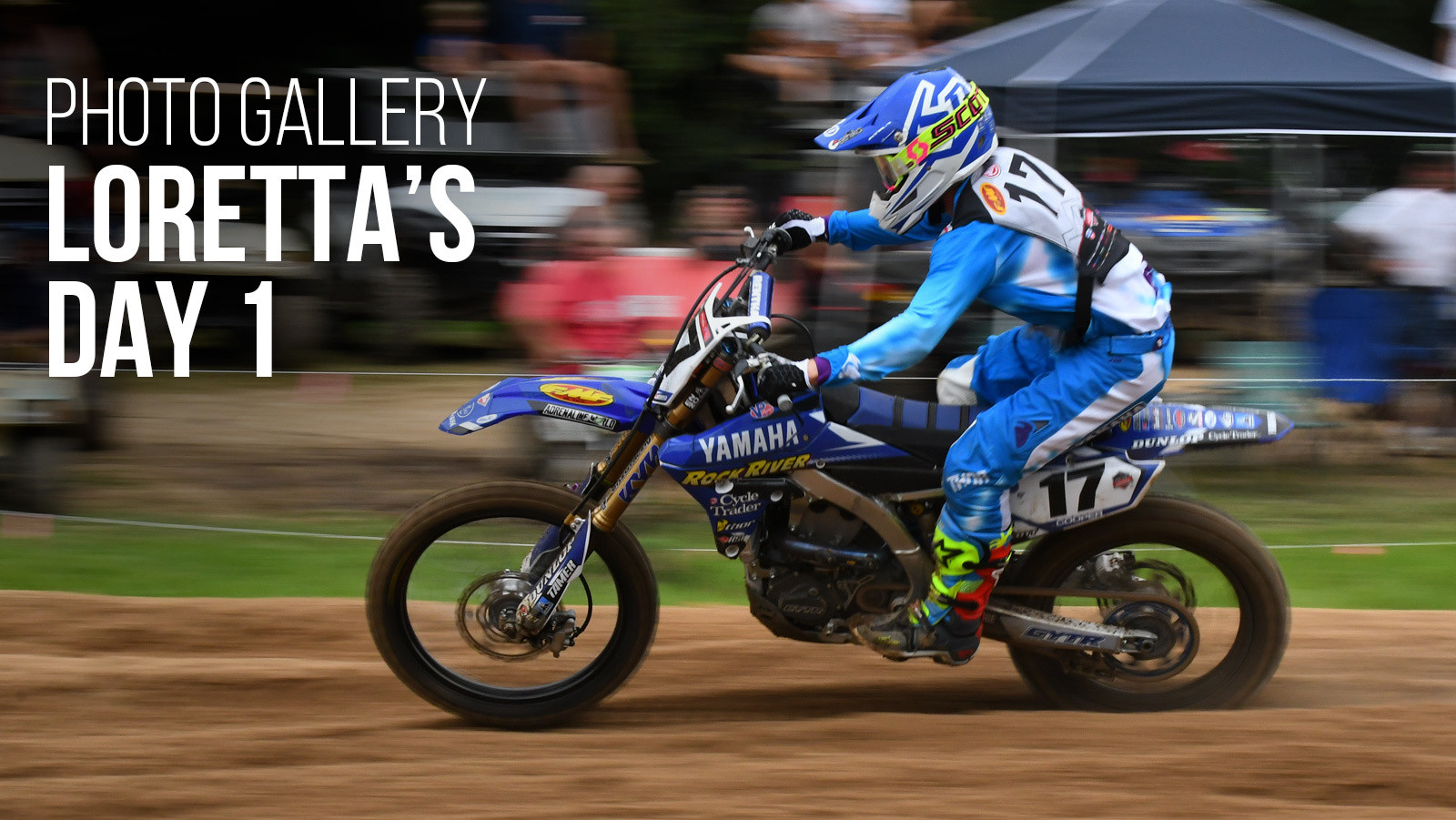Photo Gallery: Loretta's Day 1