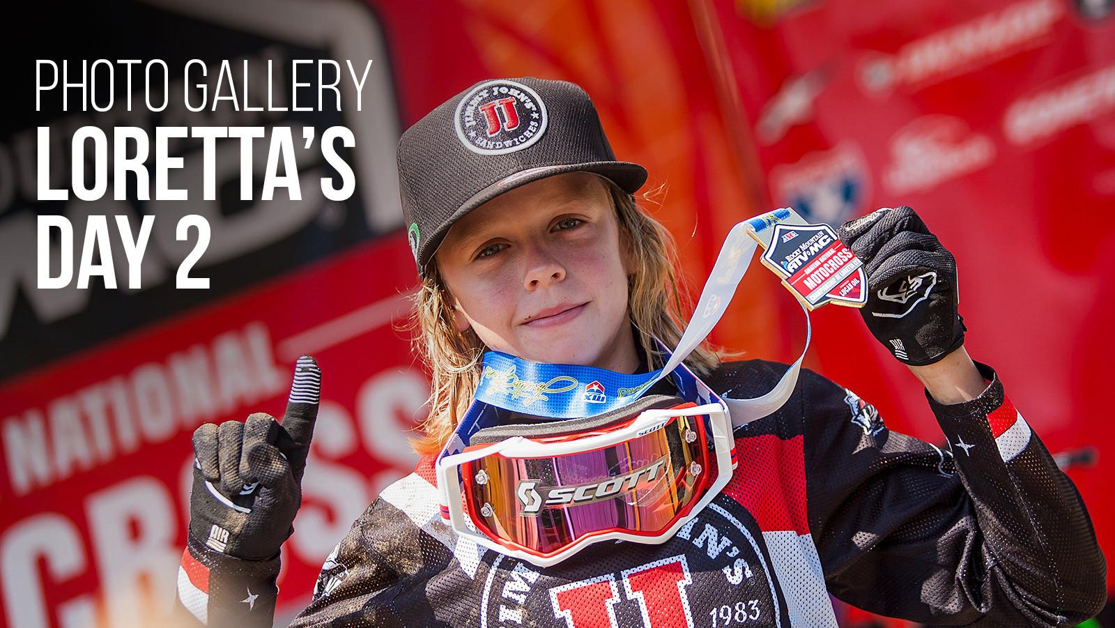Photo Gallery: Loretta's Day 2