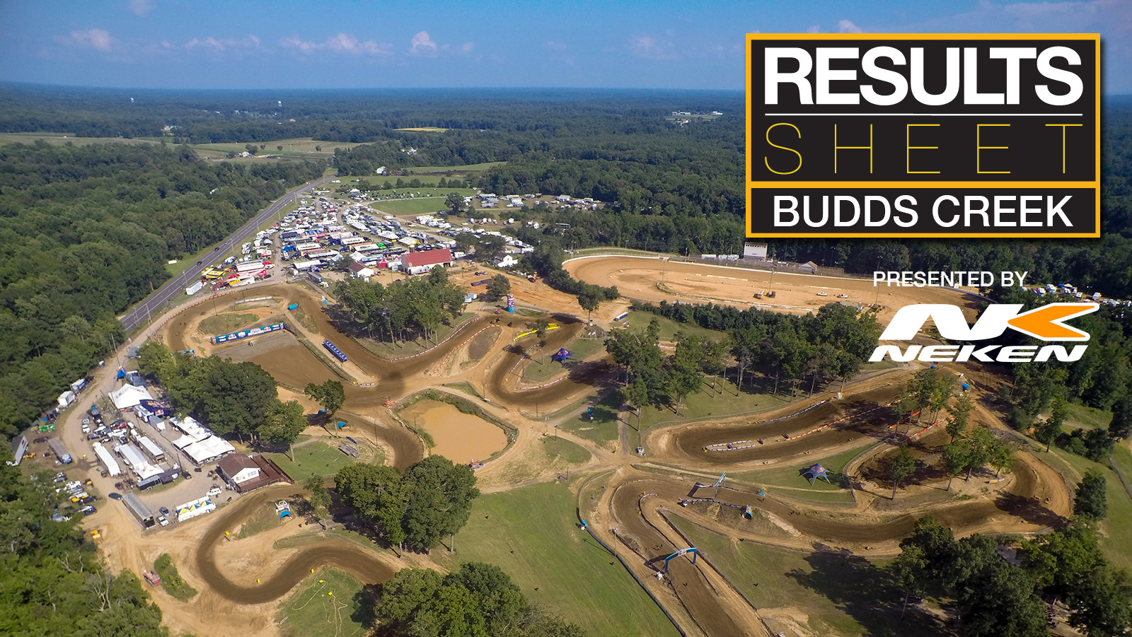 Results Sheet: Budds Creek