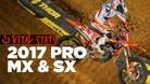 Vital Stats: 2017 Pro Motocross & Supercross