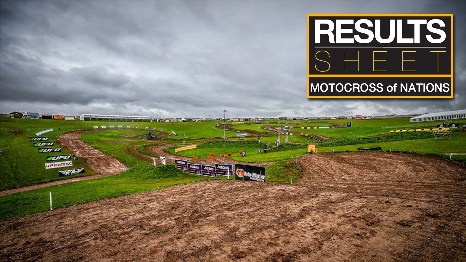 Results Sheet: 2017 Motocross of Nations - Saturday