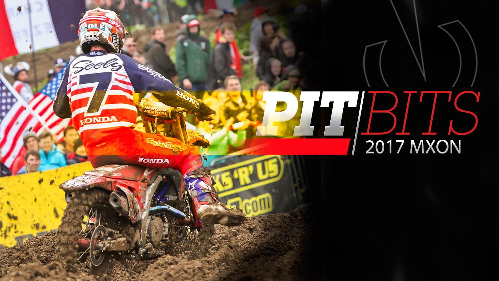 Vital MX Pit Bits: 2017 Motocross of Nations - Matterley Basin