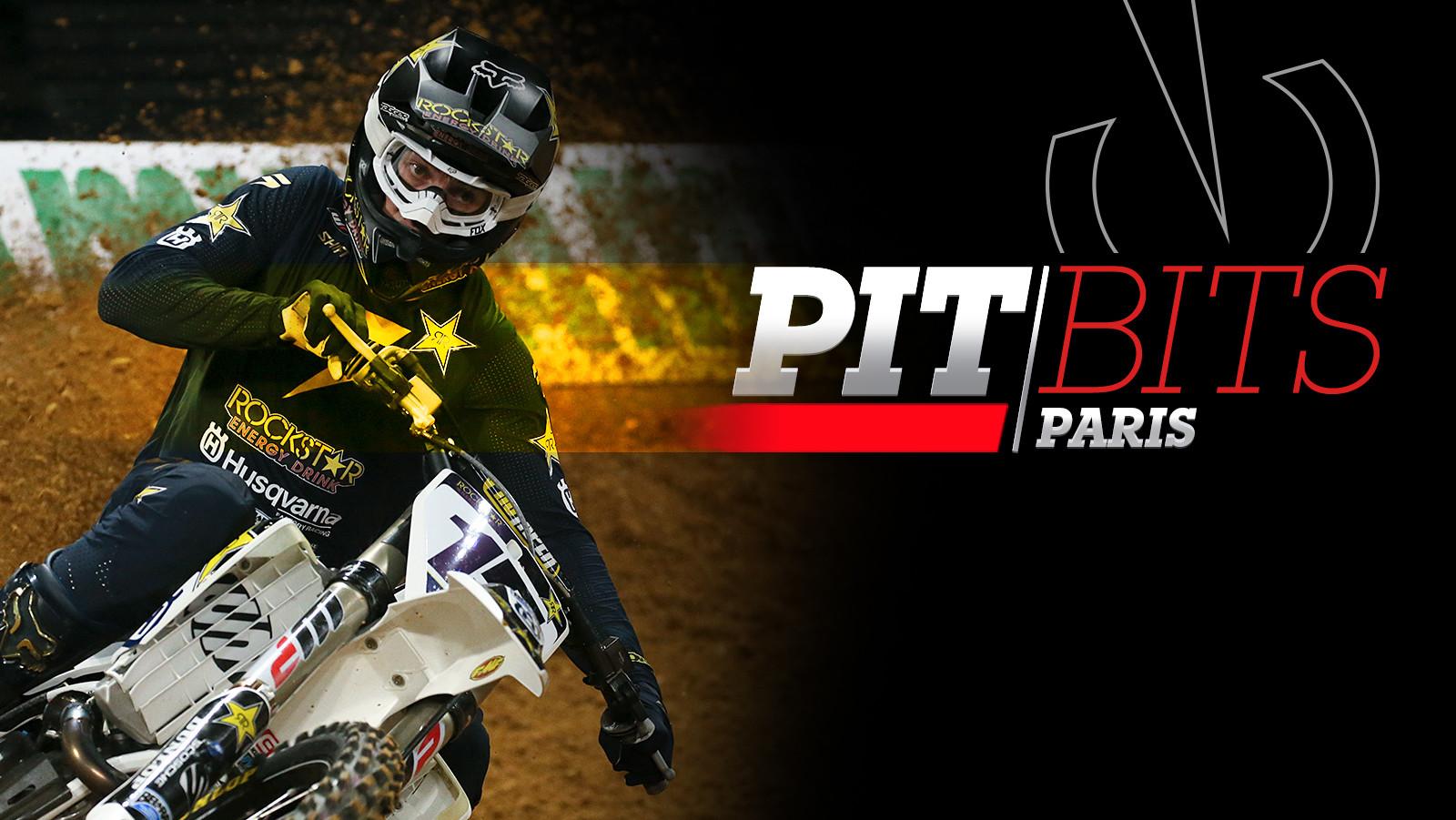 Vital MX Pit Bits: Paris Supercross