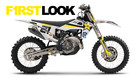First Look: Husqvarna FC 450 Rockstar Edition, and Team Intro