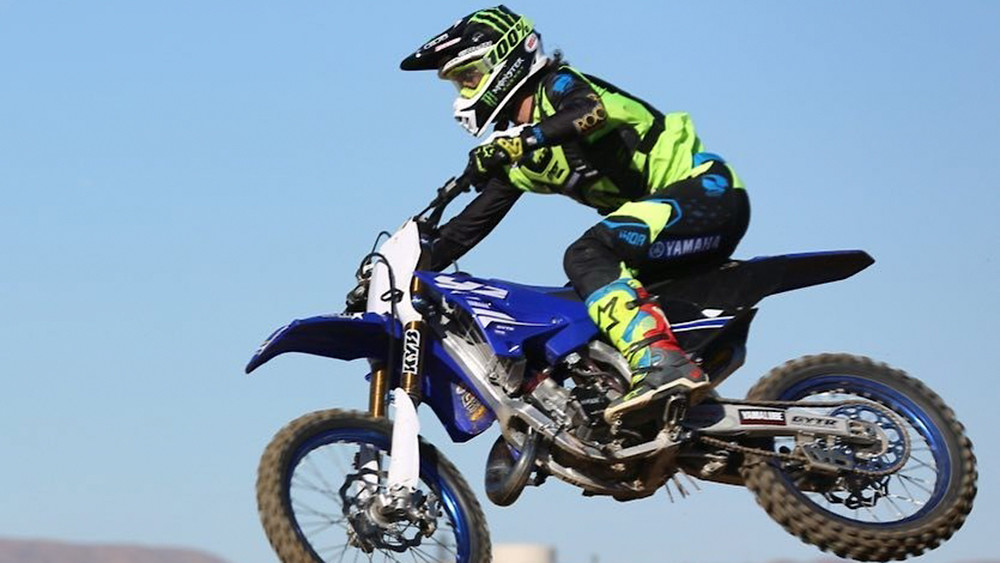Video: Dylan Ferrandis Ripping on a Yamaha YZ125 Two-Stroke