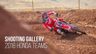 Shooting Gallery: 2018 Honda Teams