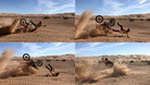 CRASH Video: Swapping Out Wide-Open in the Dunes