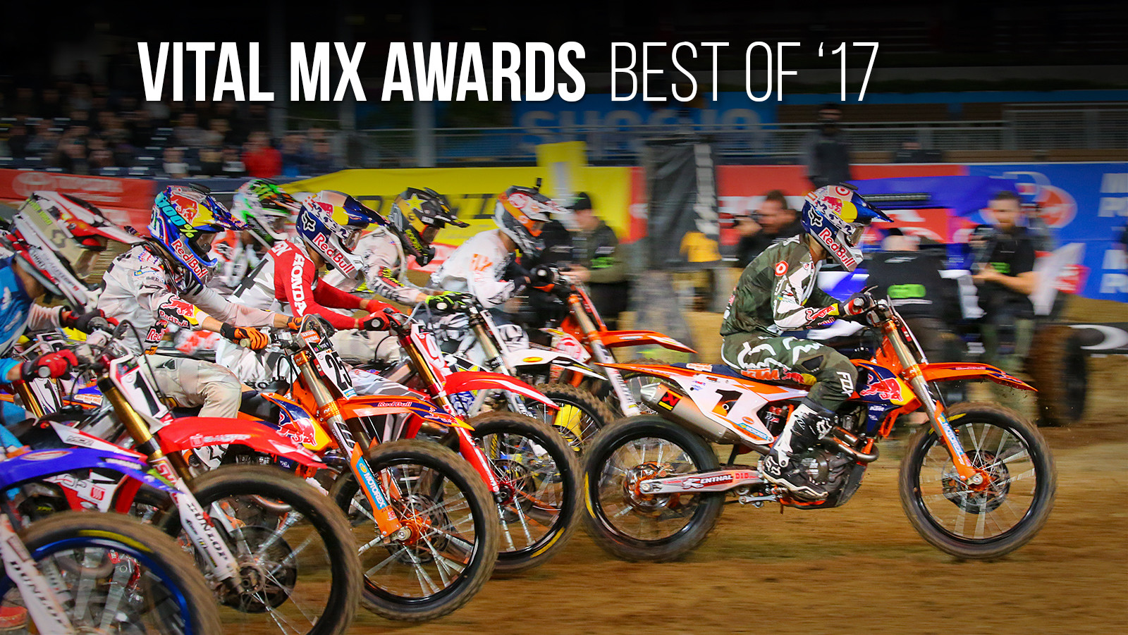 Vital MX Awards: The Best of '17