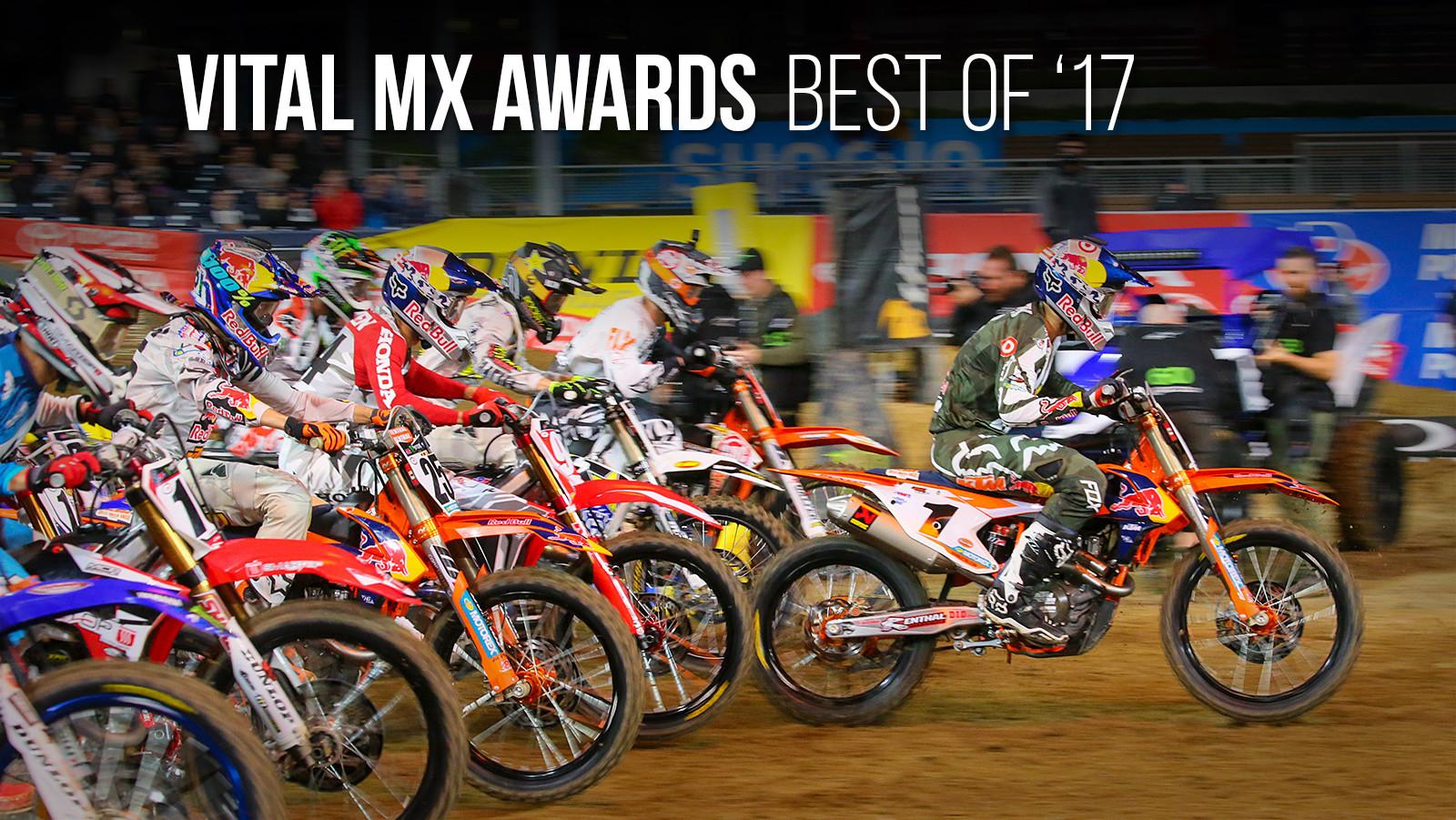 Vital MX Awards: The Best of '17