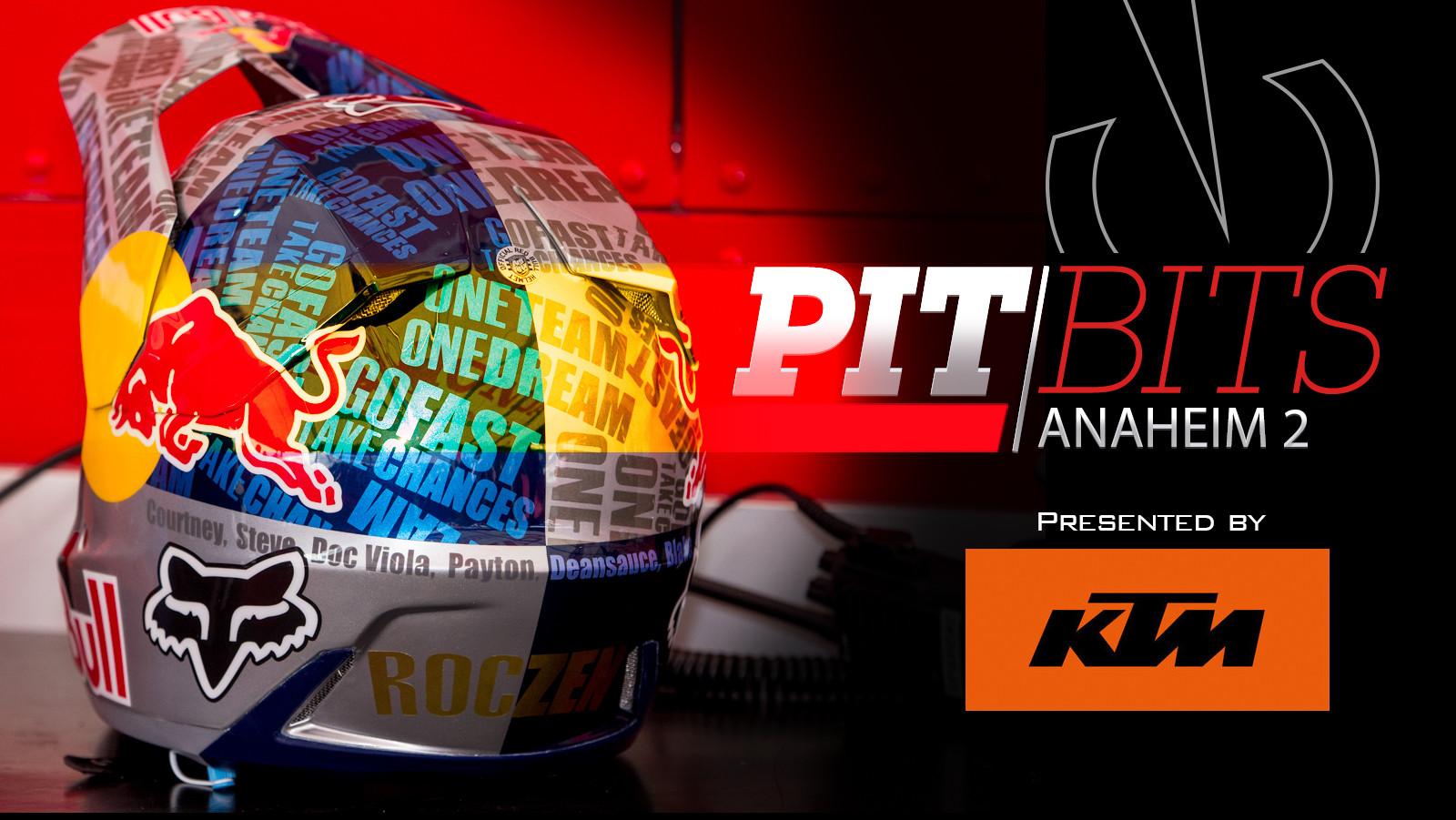 Vital MX Pit Bits: 2018 Anaheim 2