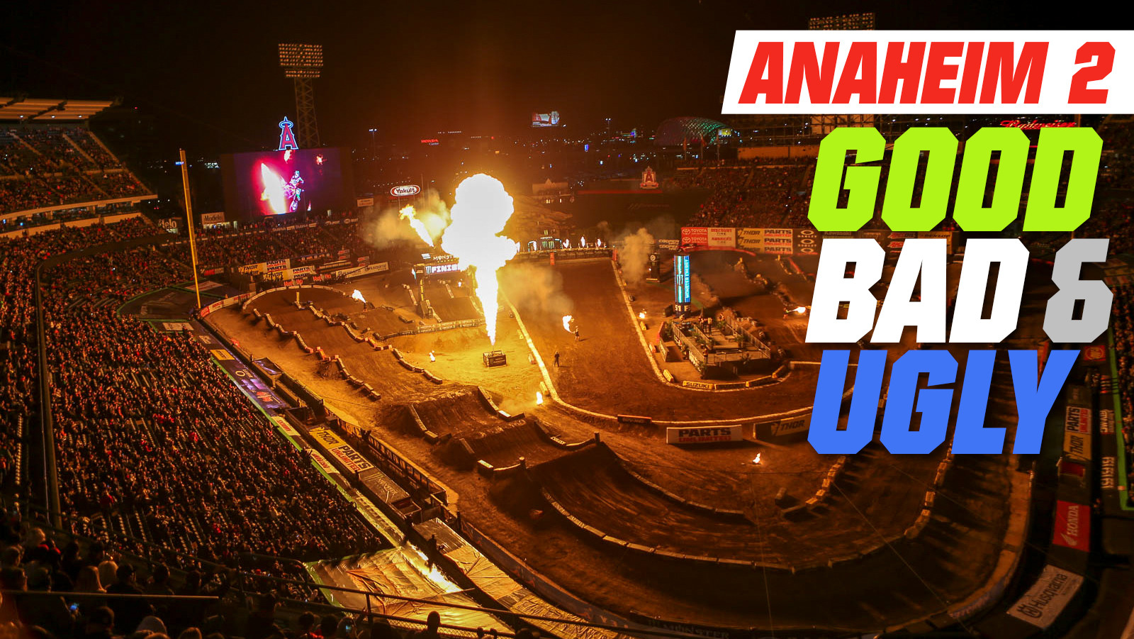 Anaheim 2 - The Good, the Bad, and the Ugly