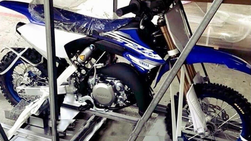 sneak peek 2018 yamaha yz65 motocross feature stories. Black Bedroom Furniture Sets. Home Design Ideas