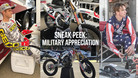 Sneak Peek: Military Appreciation Night - San Diego SX
