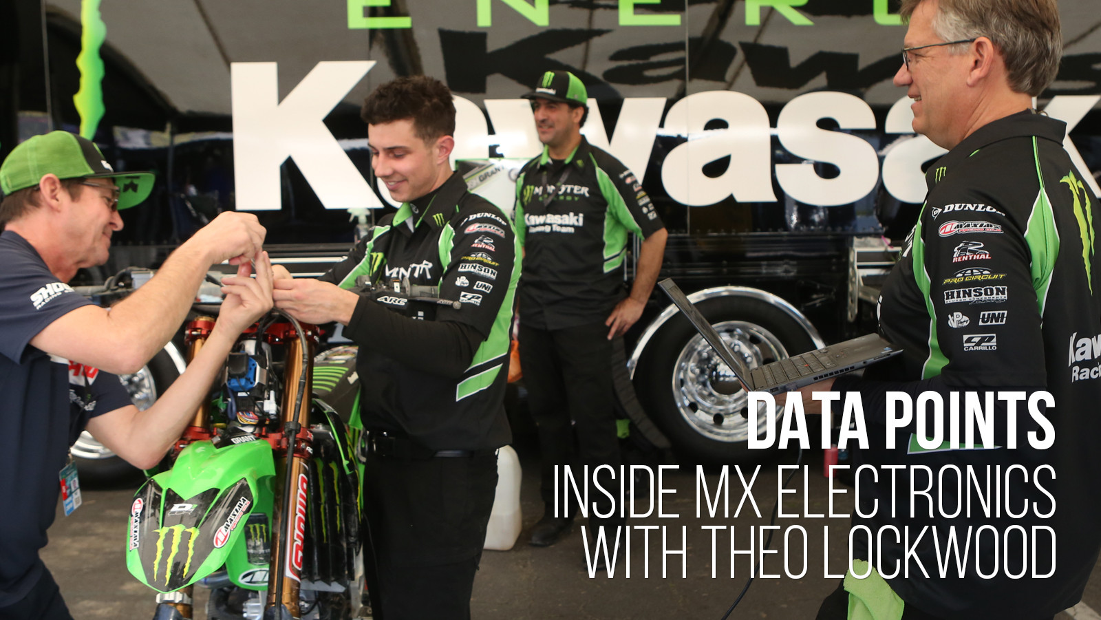 Data Points: Inside MX Electronics With Theo Lockwood