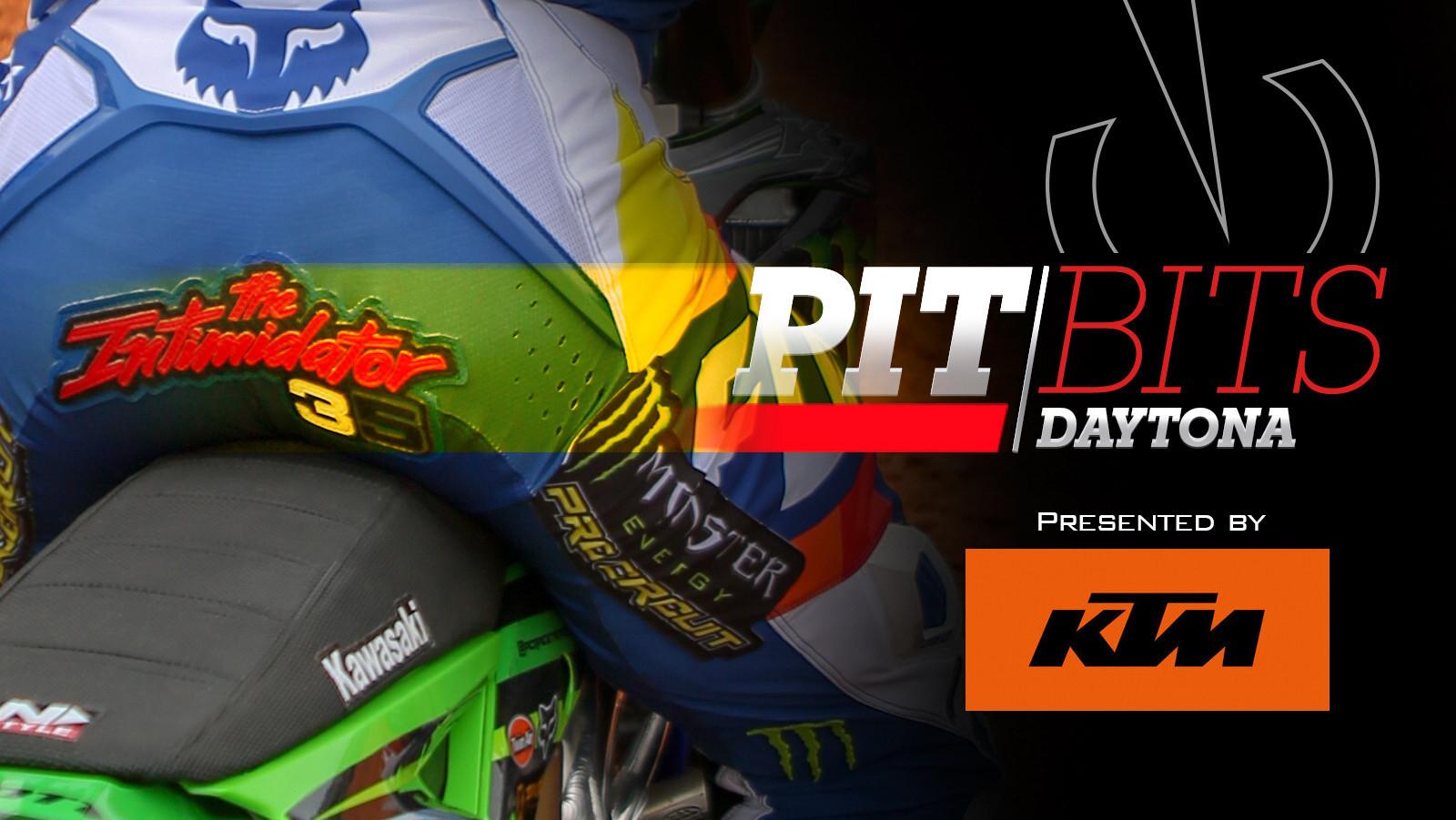 Vital MX Pit Bits: 2018 Daytona Supercross