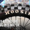 Hoosier Racing Tire Expands into Motocross and Supercross