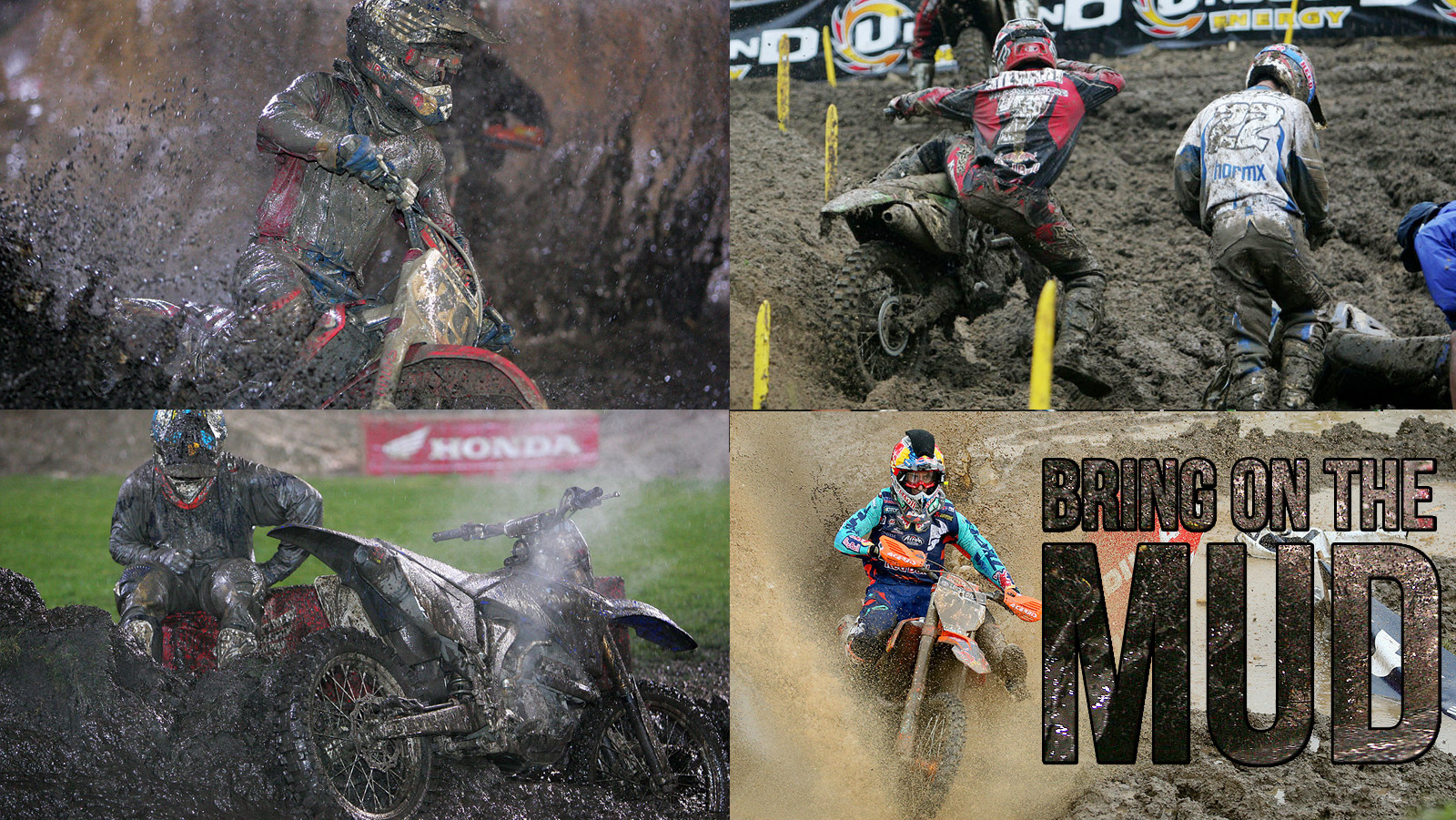 Bring on the Mud