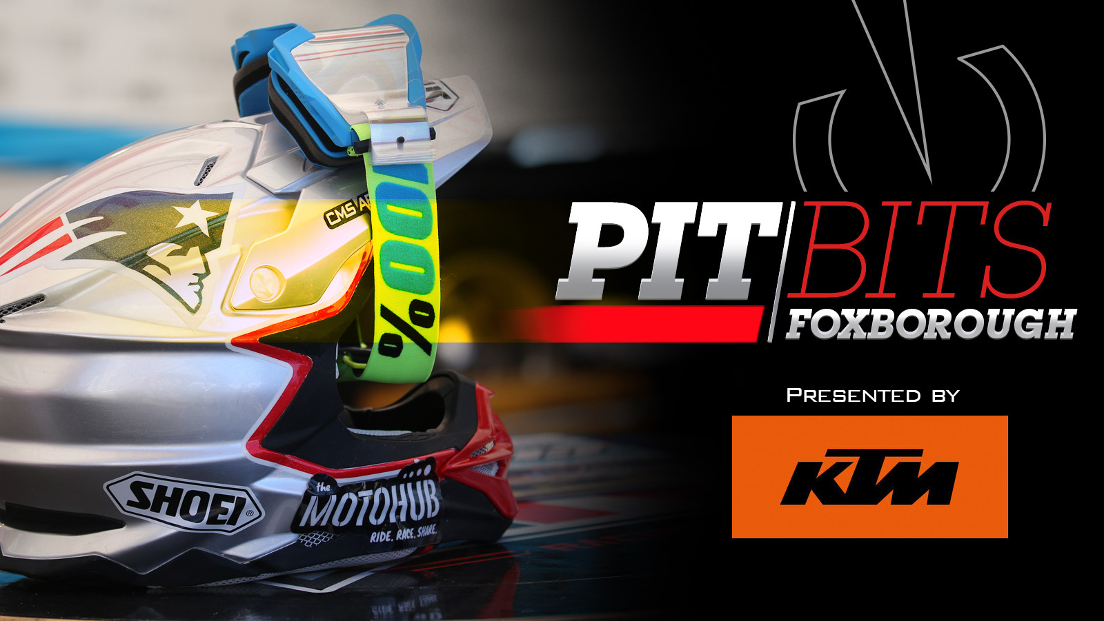 Vital MX Pit Bits: Foxborough