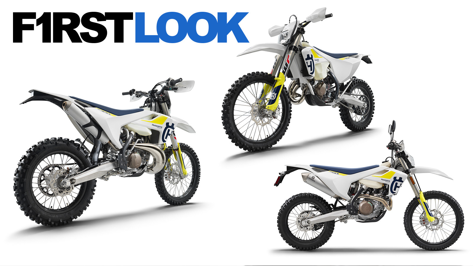First Look: 2019 Husqvarna FE and TE Models
