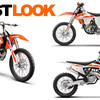 First Look: 2019 KTM Motocross and Cross Country Models