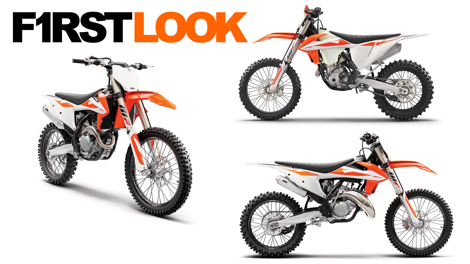 First look 2019 ktm motocross and cross country models motocross first look 2019 ktm motocross and cross country models ccuart Gallery