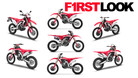 First Look: 2019 Honda CRF Motocross, XC, Off-Road, and Dual Sport