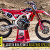 Tested: Justin Brayton's Bullfrog Spas/Smartop MotoConcepts Honda CRF450R