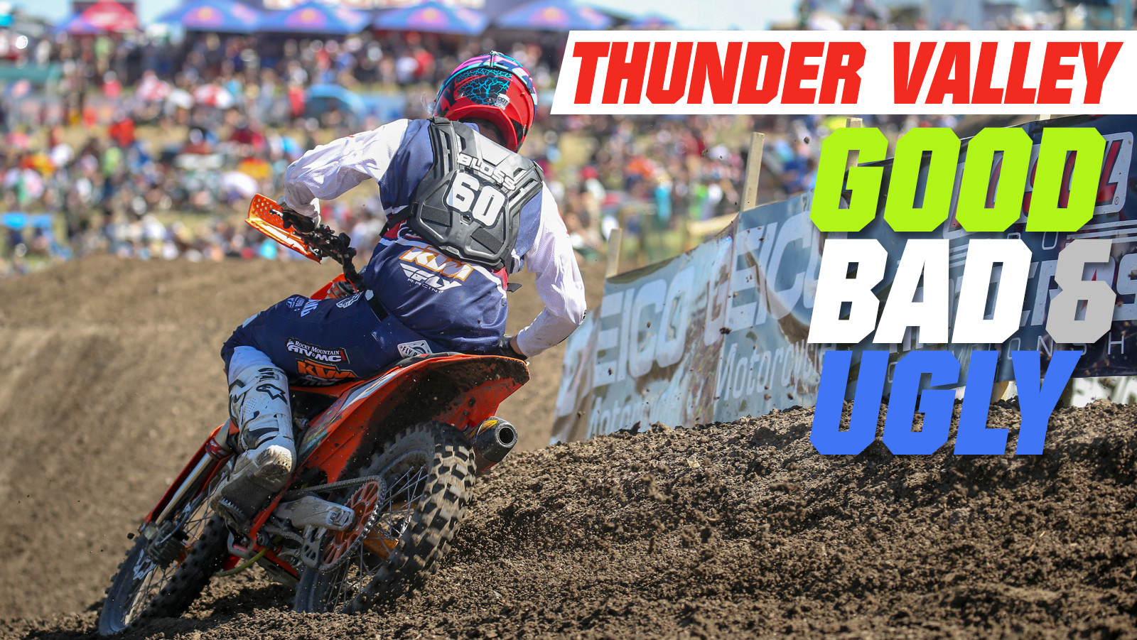 Thunder Valley - The Good, the Bad, and the Ugly
