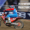 2019 AMA National Number Projections, Round 1