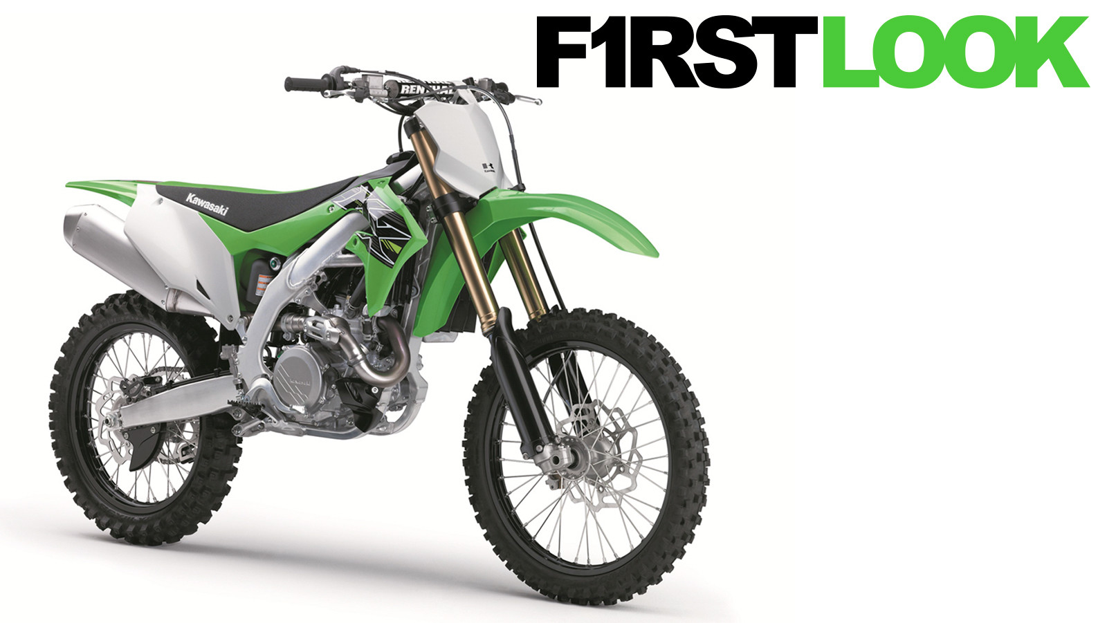 First Look: 2019 Kawasaki KX450F