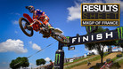 Results Sheet: 2018 MXGP of France