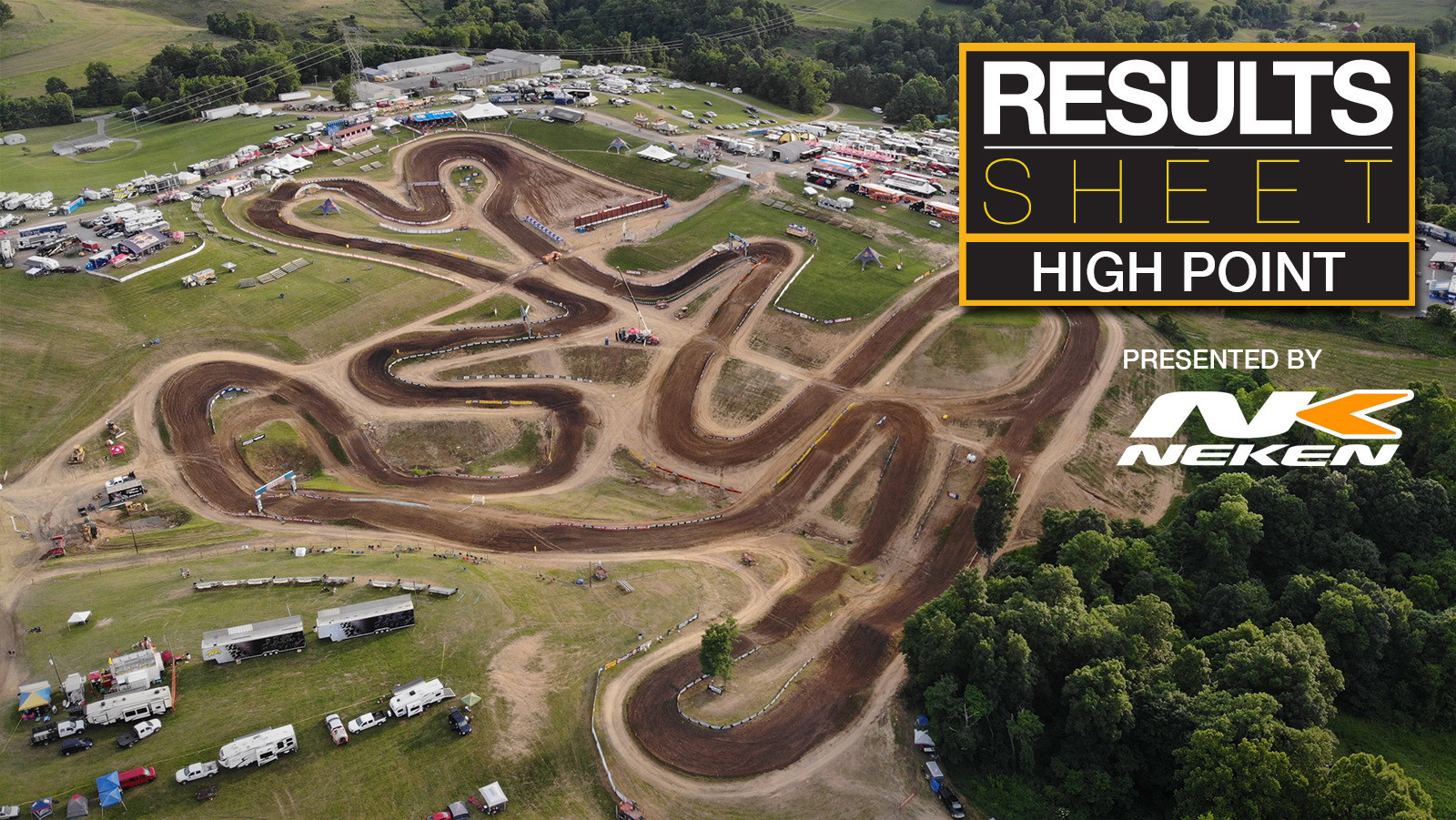 Results Sheet: 2018 High Point Motocross National