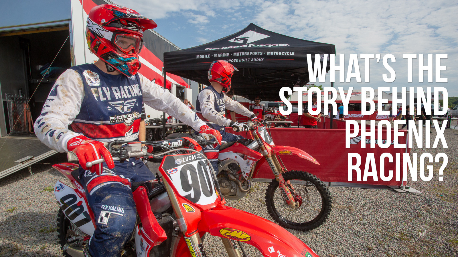 What's The Story Behind Phoenix Racing?