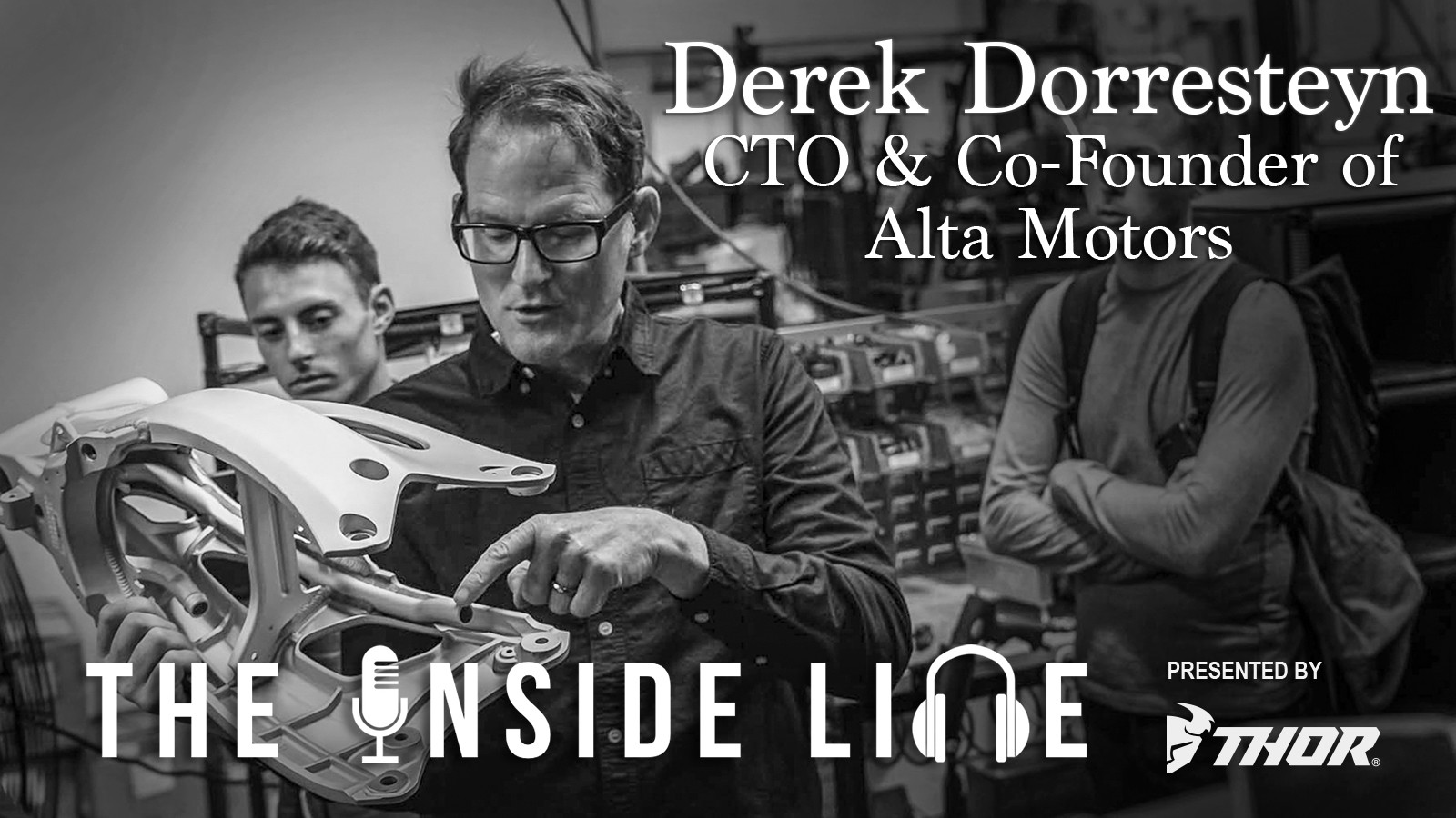 Derek Dorresteyn | The Inside Line Podcast