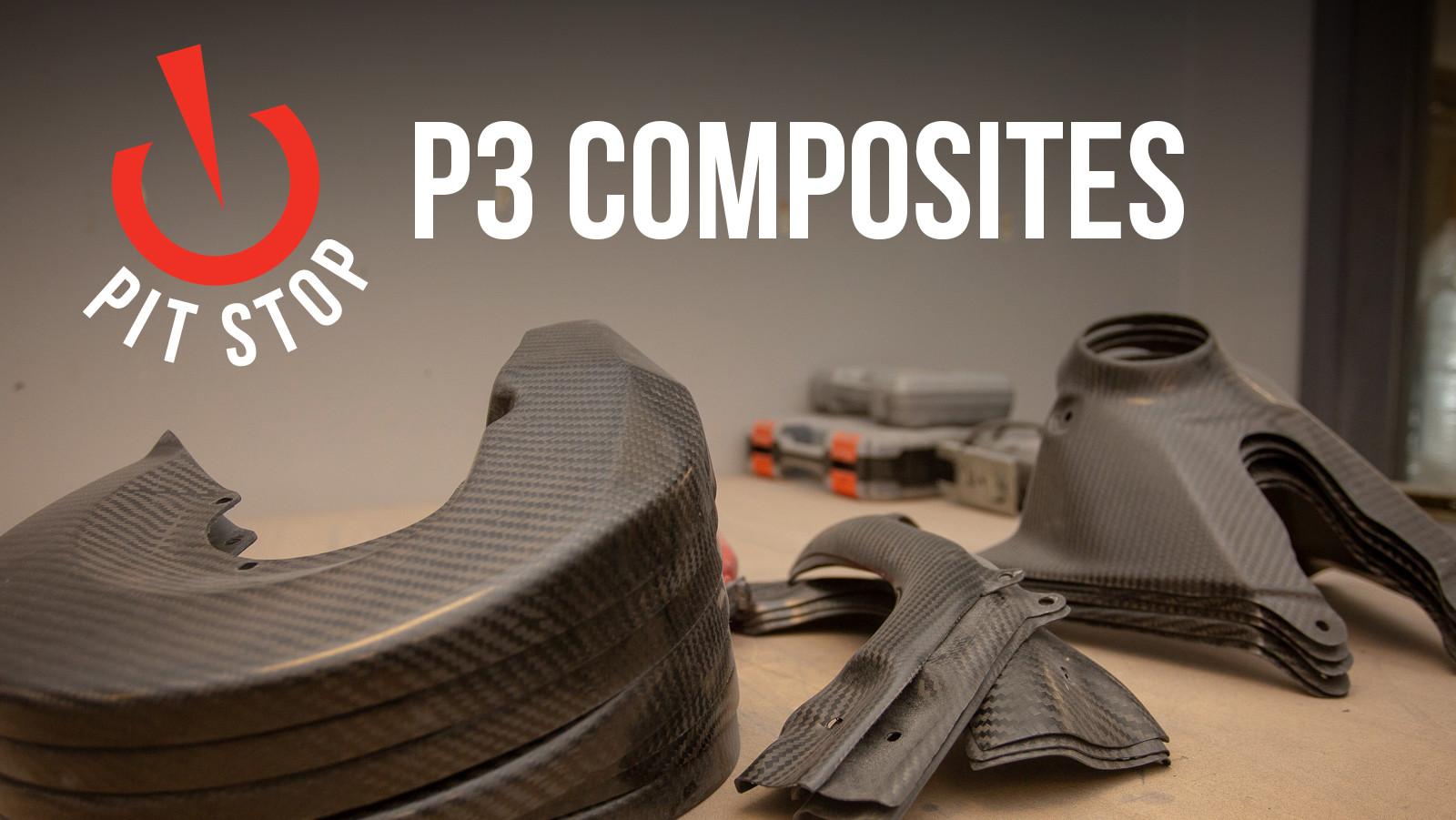 Vital MX Pit Stops: P3 Composites and AOMC.mx