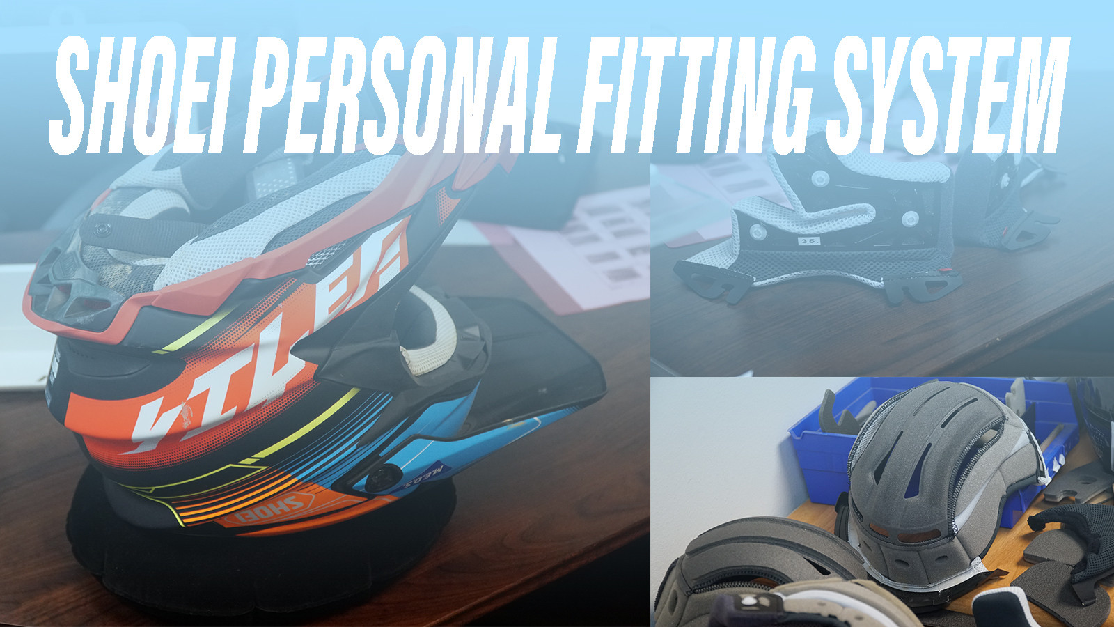VIDEO: Shoei VFX-EVO Personal Fitment System