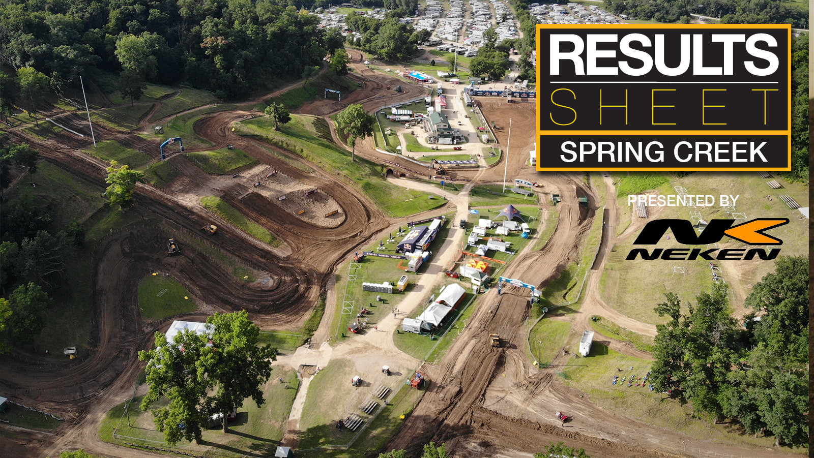 Results Sheet: 2018 Spring Creek Motocross National