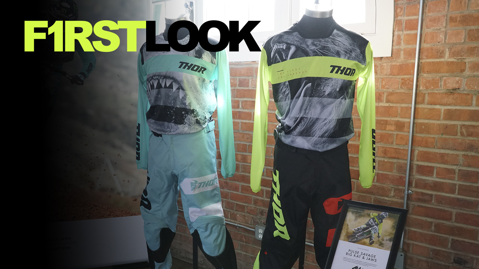FIRST LOOK: 2019 Thor Gear Launch