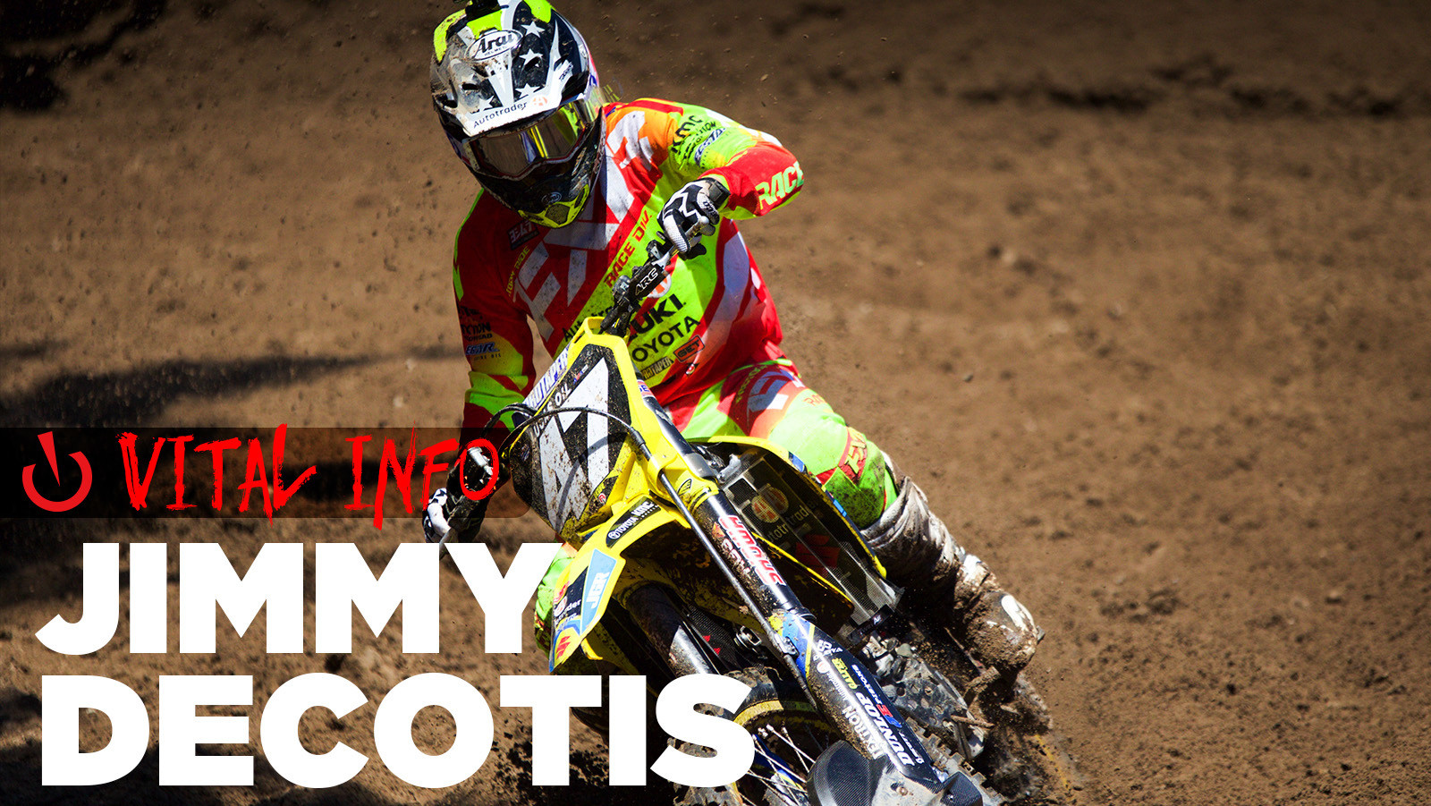 Vital Info: Jimmy Decotis