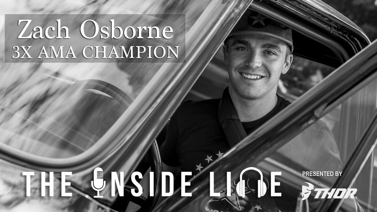 Zach Osborne | The Inside Line Podcast