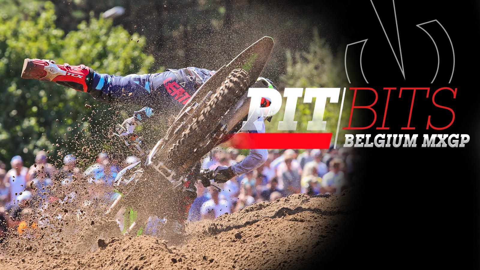 Vital MX Pit Bits: 2018 MXGP of Belgium