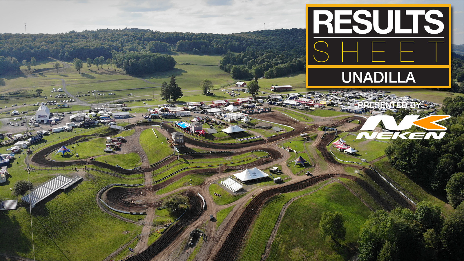Results Sheet: 2018 Unadilla Motocross National
