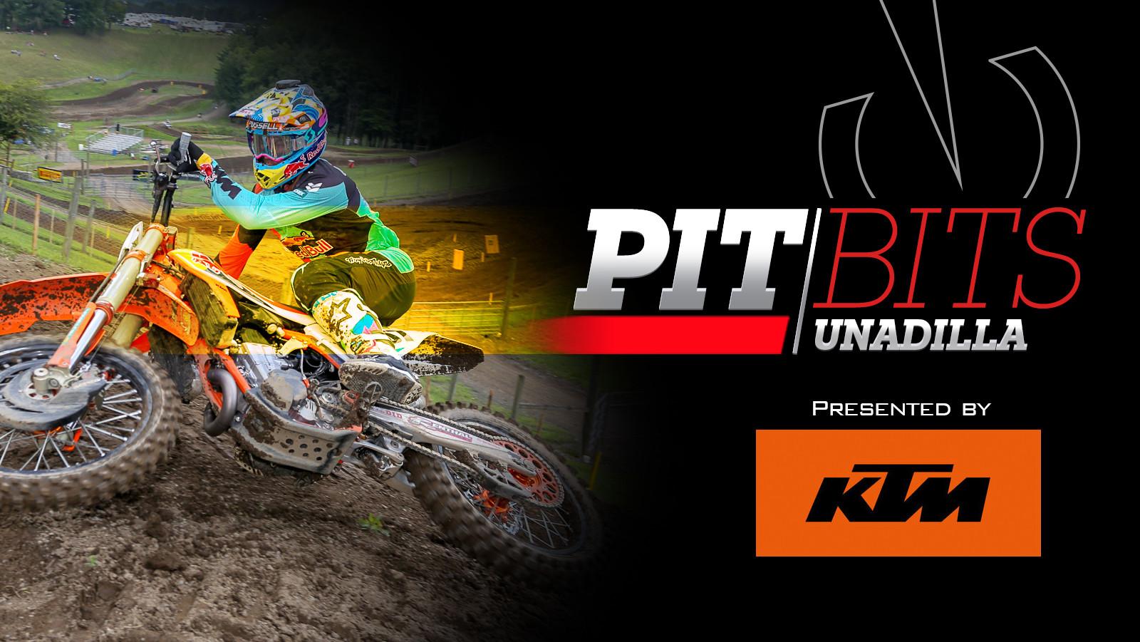 Vital MX Pit Bits: Unadilla