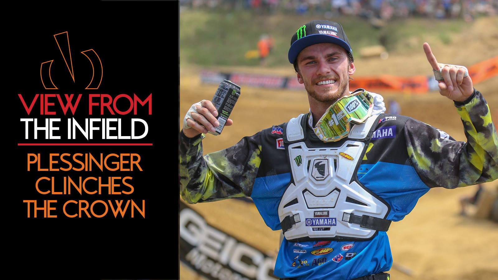 View From The Infield: Plessinger Clinches The Crown