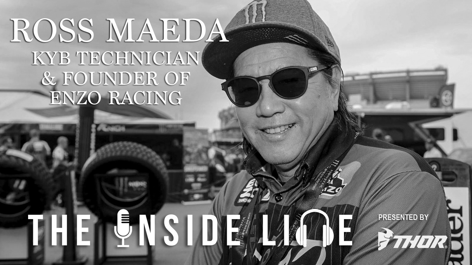 Enzo's Ross Maeda | The Inside Line Podcast - Episode 6