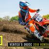 Tested: Vertex's 262cc 2018 Honda CRF250R