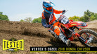 Tested: Vertex's 262cc 2018 Honda CRF250R