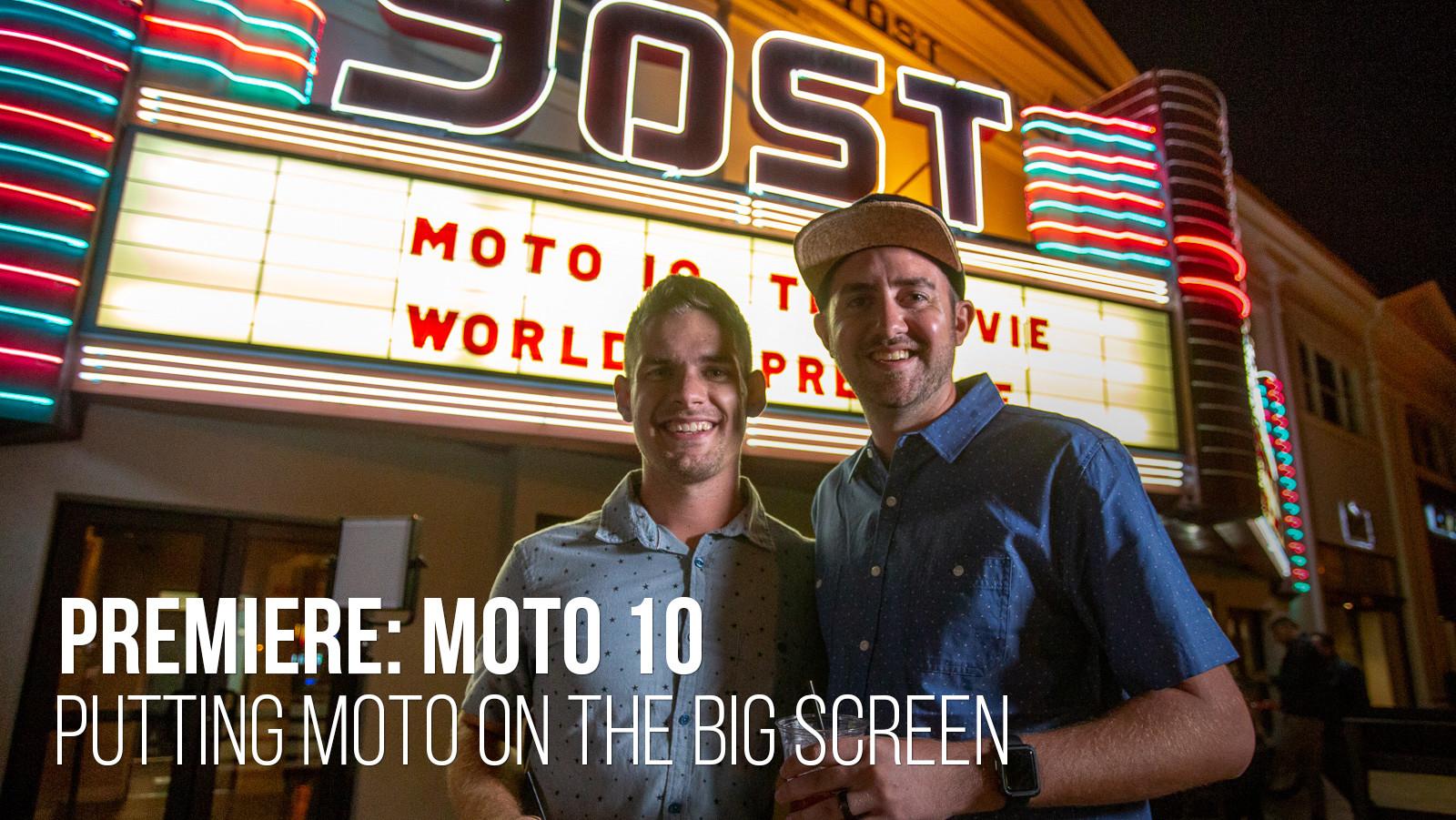 Premiere: Moto 10